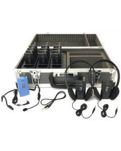 Tourtalk TT 100-ADC14MH system