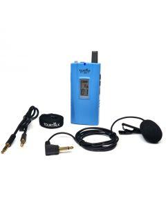 Tourtalk TT 100-T Transmitter with accessories
