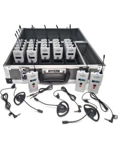 Tourtalk TT 200-CT25 system