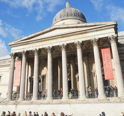 National Gallery use Tourtalk
