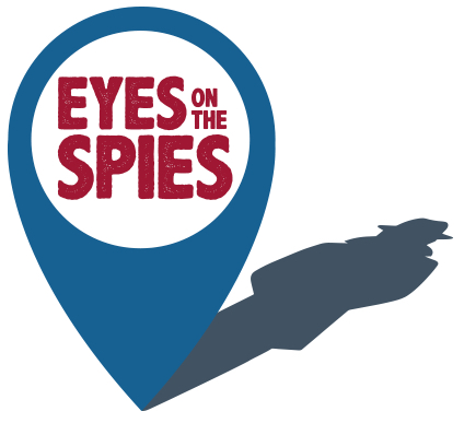 Eyes on the Spies