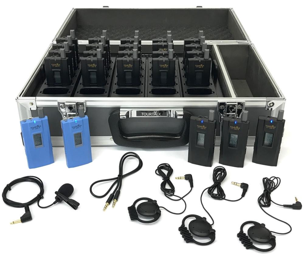 Tourtalk TT 100 System