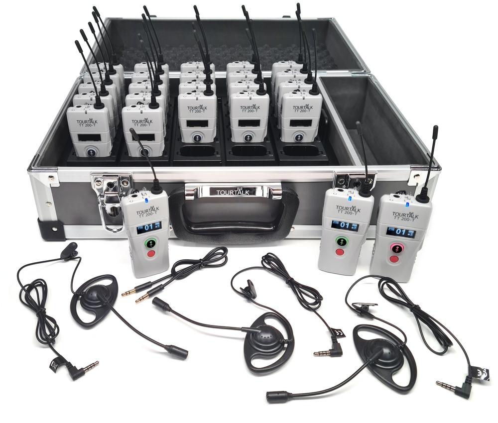 Tourtalk TT 200 System